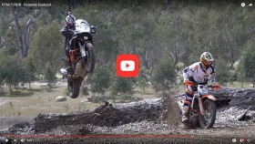 Video worth watching: Extreme enduro on a KTM 1190 R