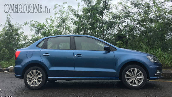 Volkswagen Ameo 1.5 TDI diesel first drive review