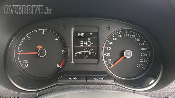 Volkswagen Ameo diesel (8)