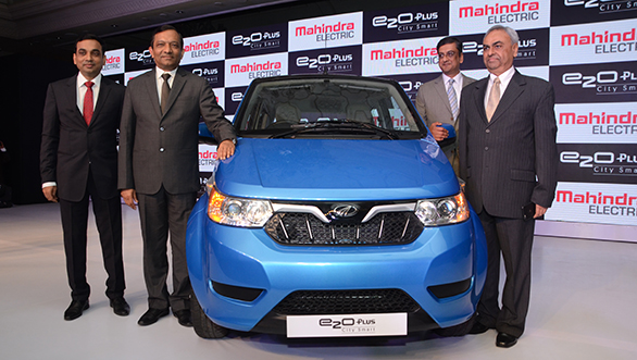 Mahindra e2oPlus launched in India at Rs 5.46 lakh for P4 trim