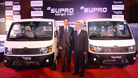 Mahindra eSupro launched in India at Rs 8.45 lakh