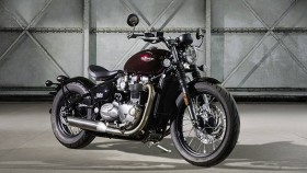 Triumph Bonneville Bobber to be launched in India on March 29, 2017