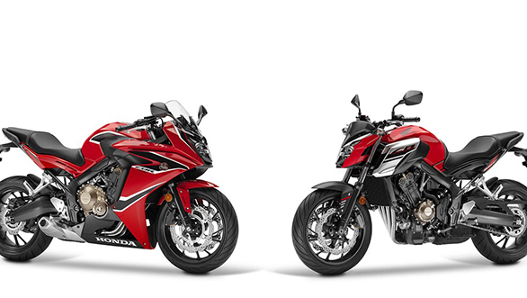 EICMA 2016: Honda updates the CBR650F and CB650F for 2017