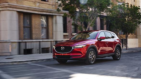 2016 Mazda CX-5 (2)
