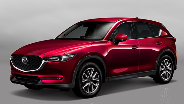2016 Los Angeles Auto Show: New Mazda CX-5 unveiled