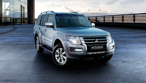 2016 Mitsubishi Montero launched in India at Rs 67.88 lakh