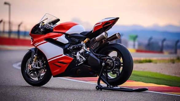 2017 Ducati 1299 Superleggera 1