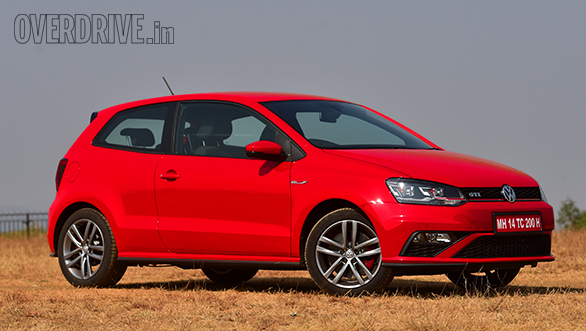 volkswagen polo gti road test review overdrive. Black Bedroom Furniture Sets. Home Design Ideas