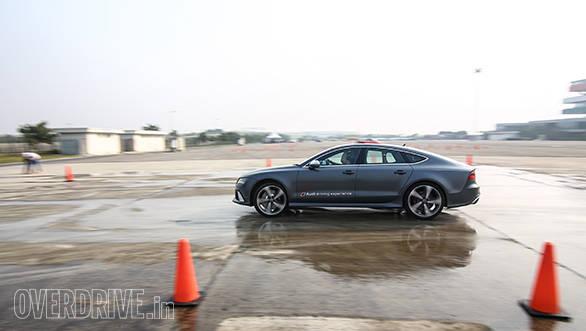 Audi R8 V10 Track Experience (5)
