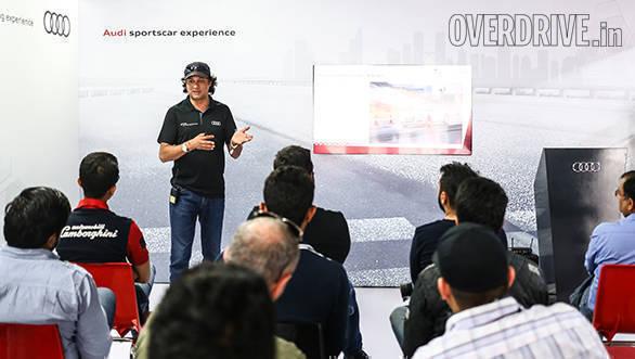 Audi R8 V10 Track Experience (9)