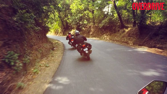 Best riding roads: Mumbai to Goa via Chorla Ghats