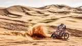 Dakar 2017 preview: CS Santosh on tackling the difficulties that the dunes pose