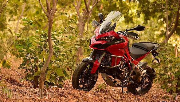 2016 Ducati Multistrada 1200 S road test review