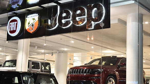 FCA India opens new Destination Store in Mumbai