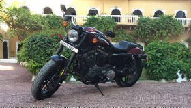 2017 Harley-Davidson Roadster first ride review