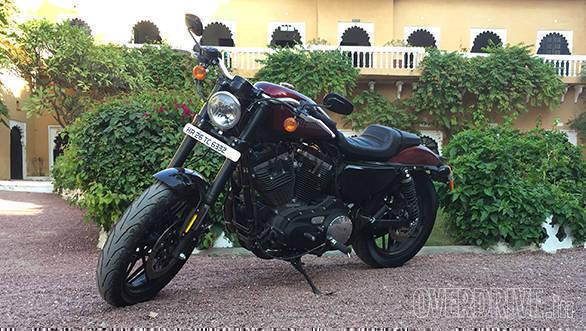 Harley Davidson - Roadster (2)