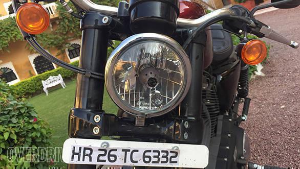 Harley Davidson - Roadster (7)