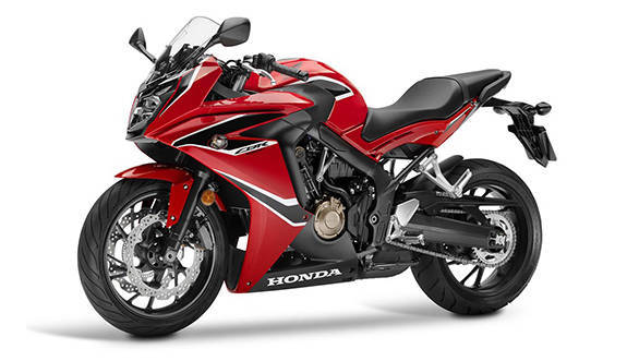 2017 Honda CBR 650F launched in India at Rs 7.30 lakh