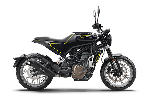 Made in India Husqvarna bikes to be sold worldwide