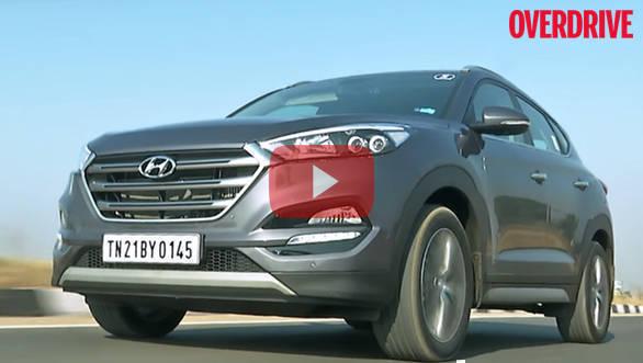 Video Review - Hyundai Tucson