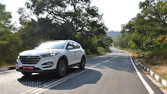 2016 Hyundai Tucson 2.0-litre diesel automatic first drive review