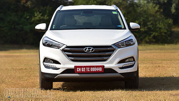 2016 Hyundai Tucson 2 0 litre sel automatic first drive review