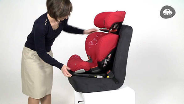 ISO FIX Child Seats (3) new