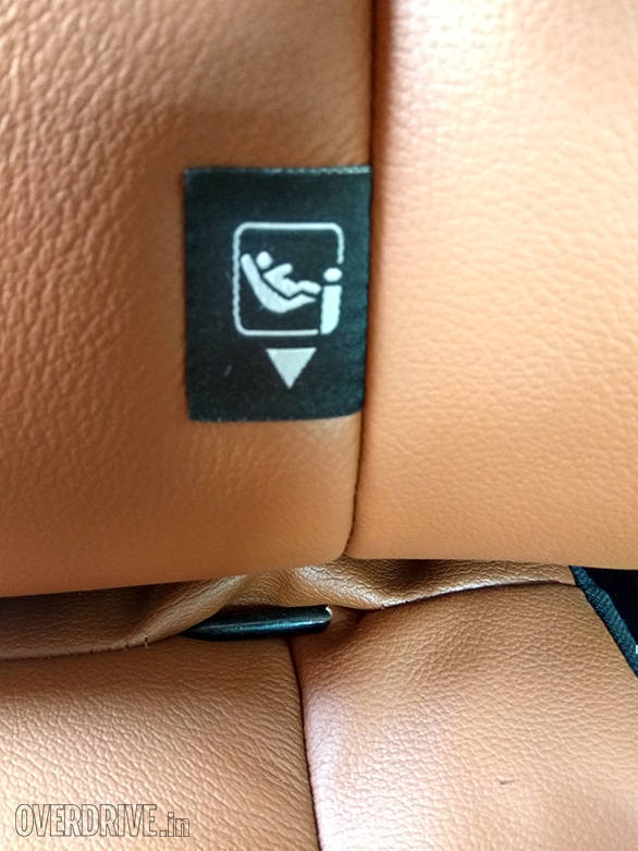 ISO FIX Child Seats (4)