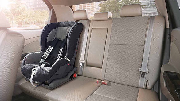 Jaguar Child Car Seats