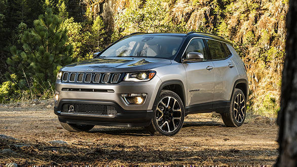 jeep compass to be launched in india in august 2017 overdrive. Black Bedroom Furniture Sets. Home Design Ideas