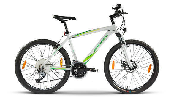 Hero Cycles Lectro Range Of Bicycles Herald A New Form Of