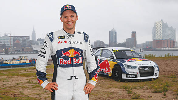 Mattias Ekström on life, motorsport and the journey to the 2016 WRX title