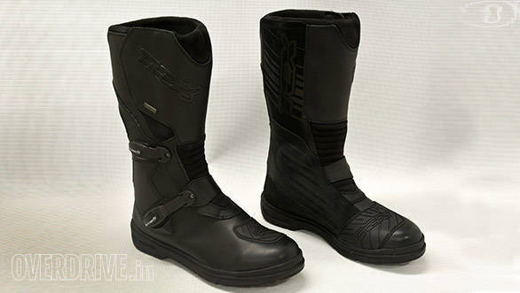 Product review: TCX Infinity Evo Goretex boots