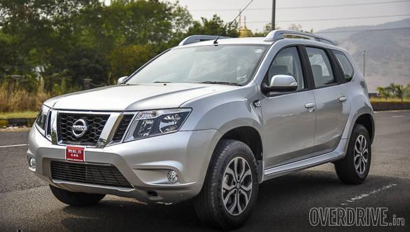 Nissan Terrano AMT (15)