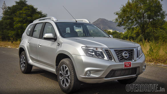 2017 Nissan Terrano facelift to be launched in India on March 27