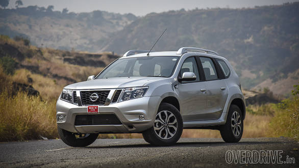 2016 Nissan Terrano AMT road test review