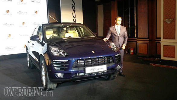 2016 Porsche Macan R4 launched in India at Rs 76.84 lakh