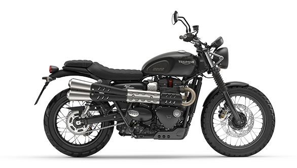 Triumph Street Scrambler launched in India at Rs 8.10 lakh