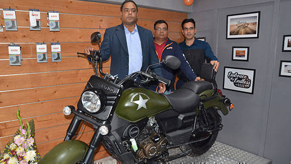 UM Motorcycles opens new dealership in Indore