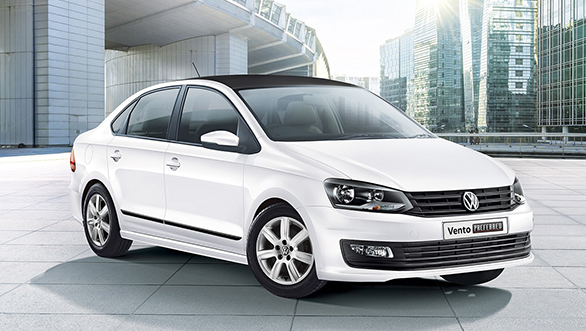 volkswagen india launches preferred edition kit  vento  rs  overdrive