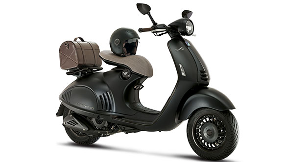 Piaggio India launches Vespa 946 Emporio Armani at Rs 12.04 lakh