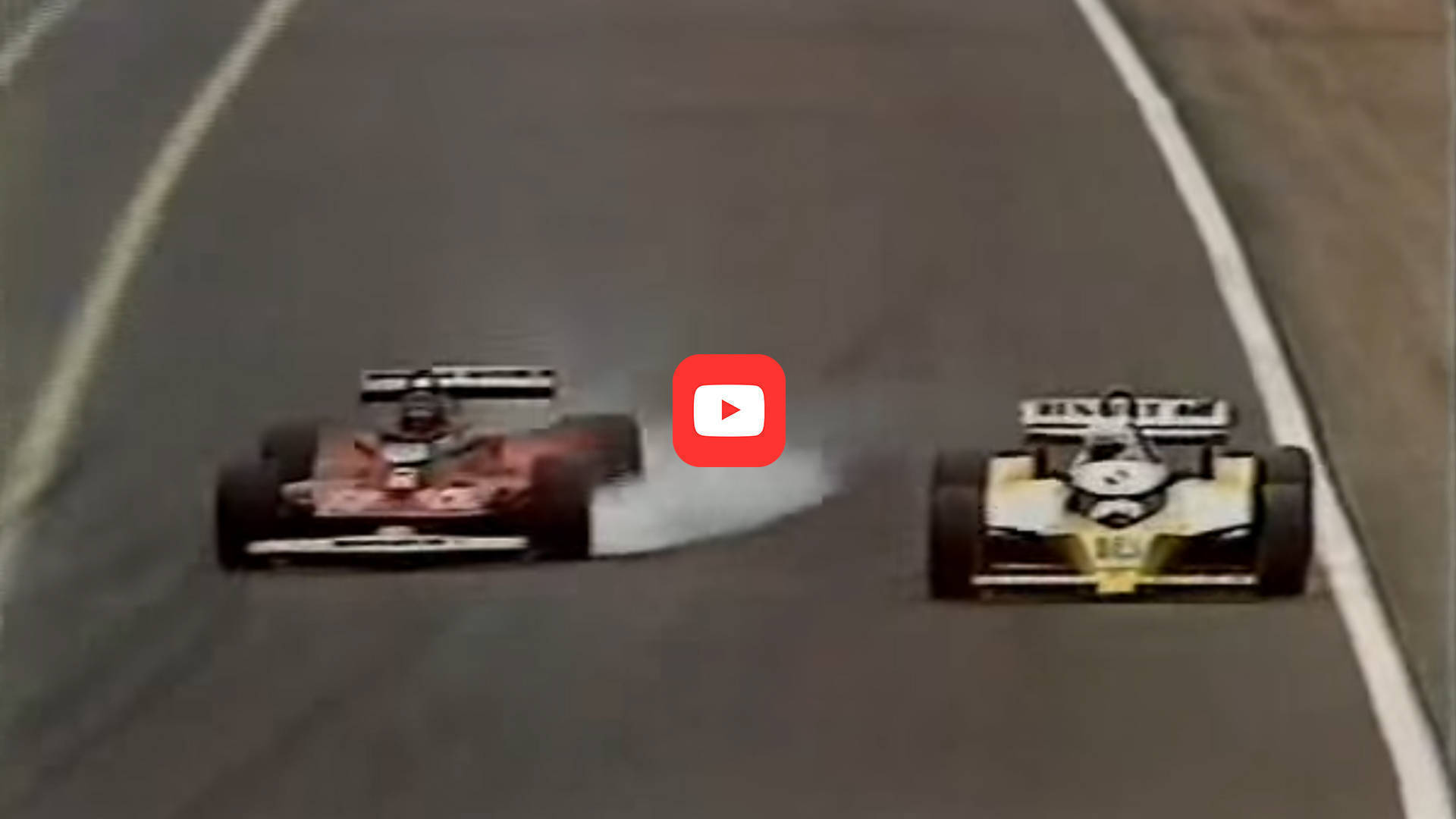 Video worth watching: Legendary Villeneuve - Arnoux battle at Dijon, 1979
