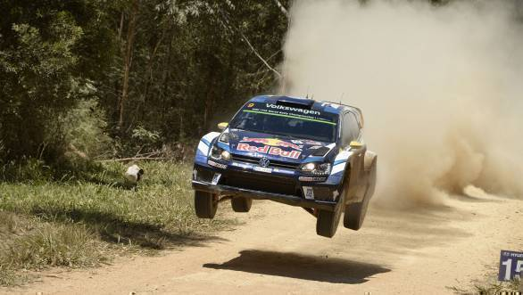 WRC 2016: Rally Australia win for Andreas Mikkelsen ensures Volkswagen exits rallying on a high