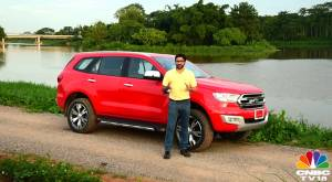 2015 Ford Everest/Endeavour first drive review by OVERDRIVE
