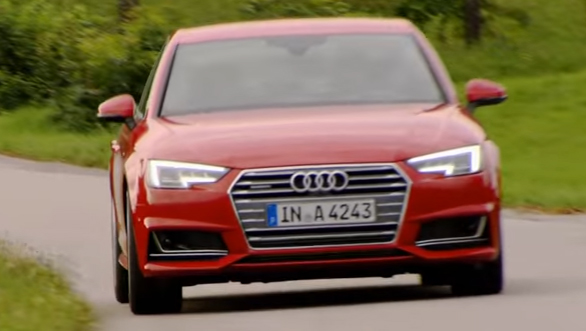 2016 Audi A4 (B9) - First Drive Review - Video