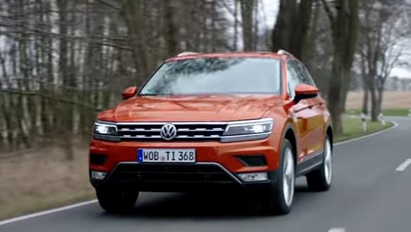2016 Volkswagen Passat GTE and Tiguan - First Drive Reviews - Video
