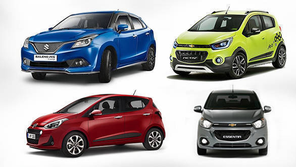 Hatchbacks to be launched in India in 2017