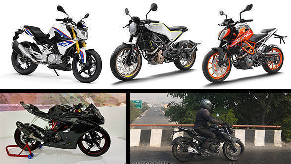 Indian bikes for 2017
