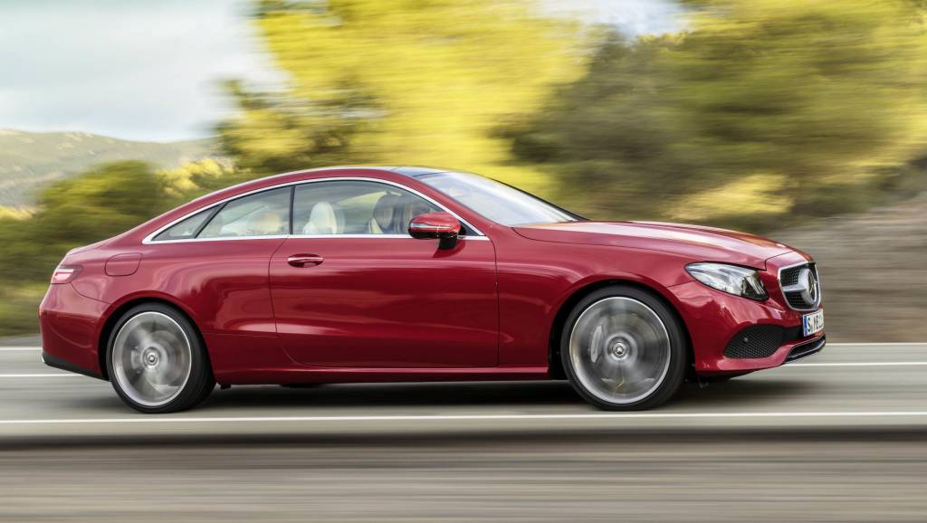 2017 Mercedes-Benz E-Class Coupe (5) featured