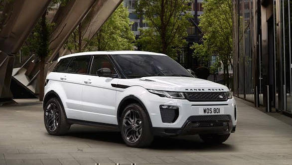 Unique Range Rover Evoque Colours 2017